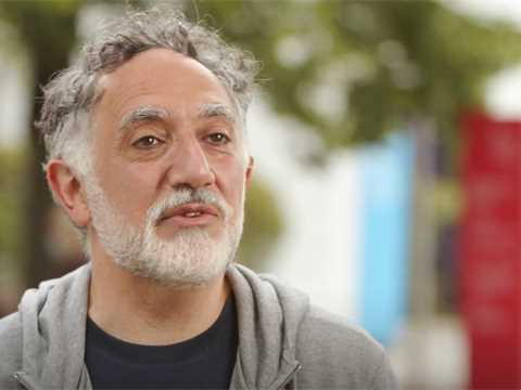 Hashim Sarkis Interview at the Venice Biennale
