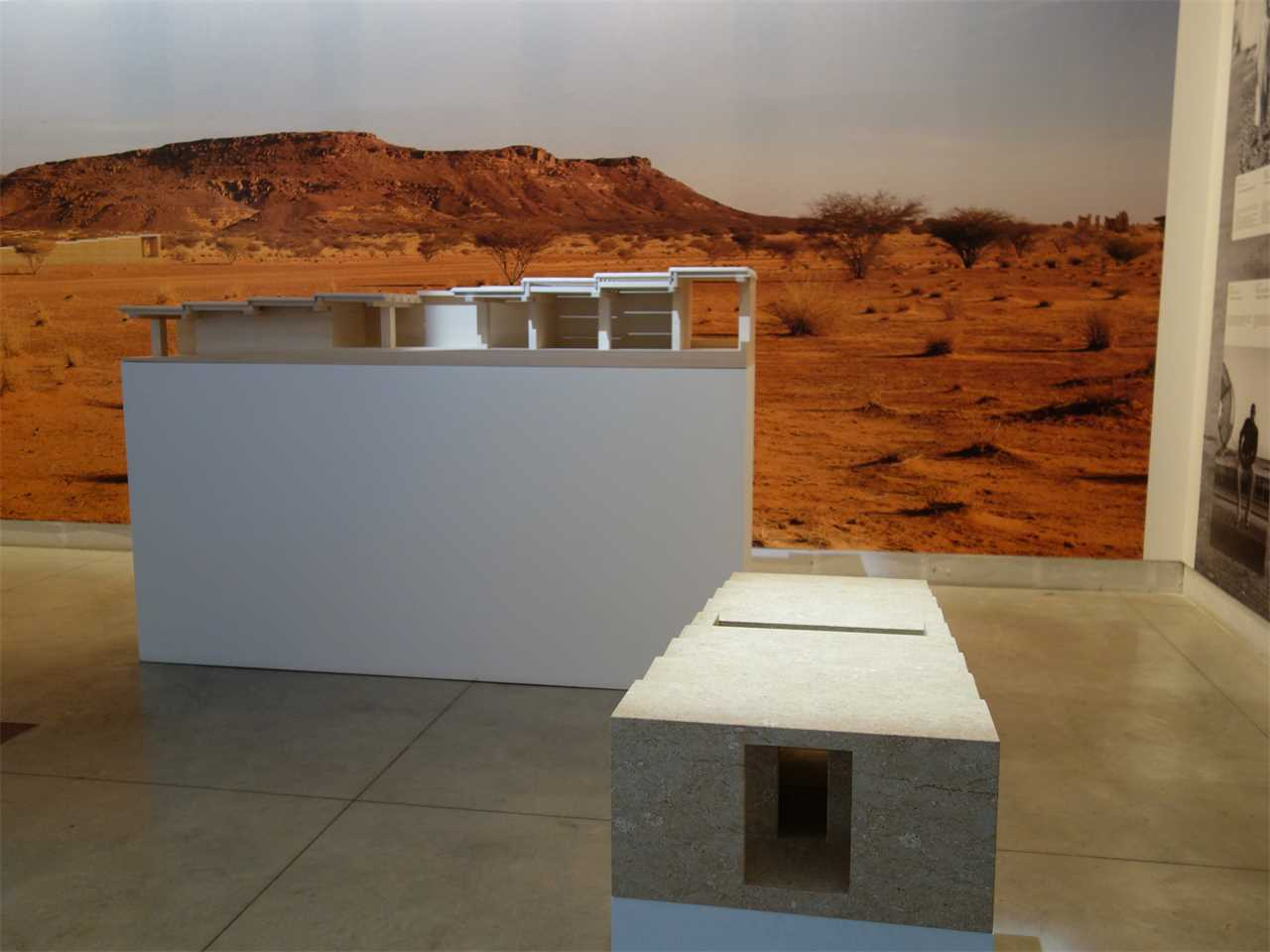 David Chipperfield at 15th International Architecture Exhibition