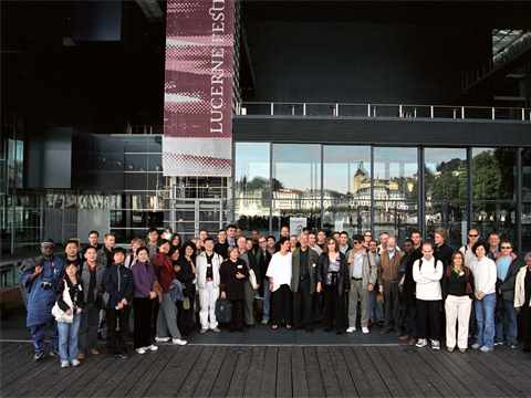 Post event tour (day 2): Guided tour of the Culture and Congress Center Lucerne (KKL) and …