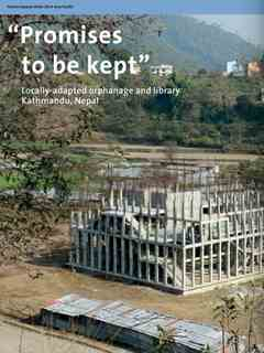 """""""Promises to be kept"""" in Fourth Holcim Awards – Sustainable Construction 2014/2015"""