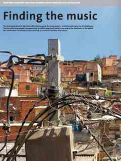"""""""Finding the music"""" in Third Holcim Awards – Sustainable Construction 2011/2012"""