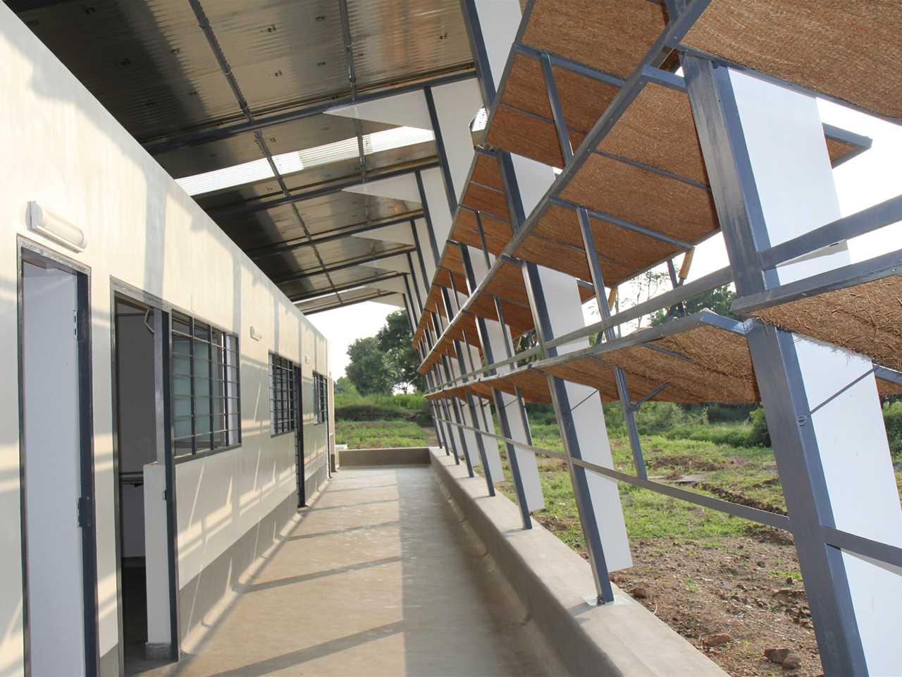 Project update August 2012 – Primary healthcare center, Dharmapuri, India