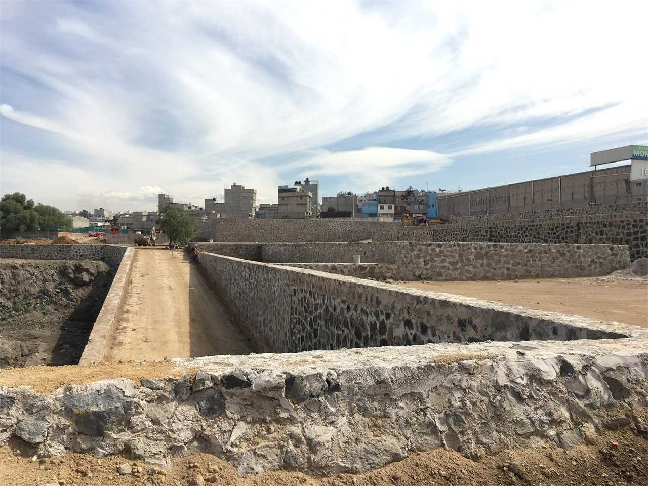 """""""The shaping of water"""" in Fifth LafargeHolcim Awards – Sustainable Construction 2017/2018"""