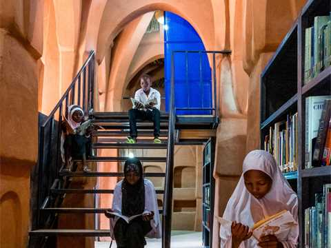 """Leading Nigerien architect Mariam Kamara shares her thoughts on how to """"Think Local"""" and ..."""