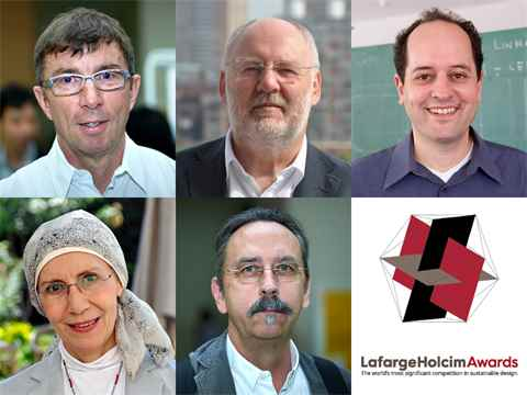 Juries to evaluate record number of LafargeHolcim Awards projects