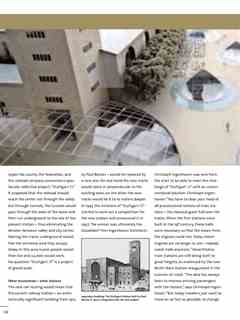 """""""Aesthetic of disappearance"""" in First Holcim Awards for Sustainable Construction 2005/2006"""