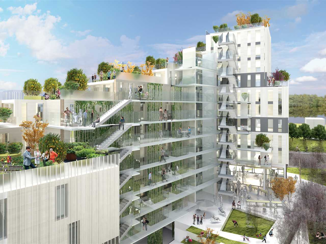 """""""A leap in development is required"""" in Fifth LafargeHolcim Awards – Sustainable …"""