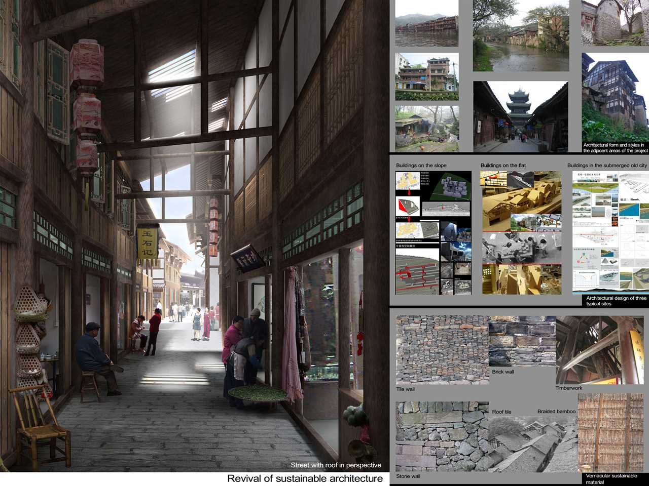 Holcim Awards Acknowledgement prize 2008 Asia Pacific: Revitalization and relocation plan …